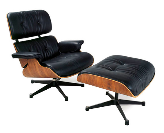 Charles and ray eames process skills - Modern lounge chair design ...