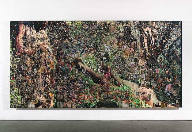 Elliott Hundley, Pentheus, 2010