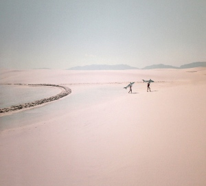 "Julia Christe ""White Sands Beach #5"""