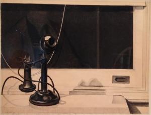 Charles Sheeler Self Portrait (1923)