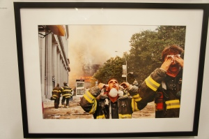 Jeff Mermelstein NYC September 11, 2001 From 'Windows of the World'