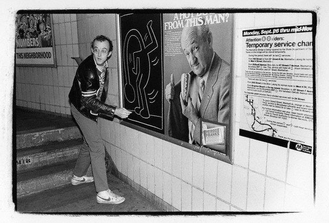 Artist Keith Haring