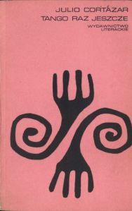 Julio Cortazar Polish Book Cover