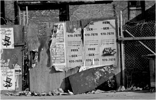 Free Sex Free AIDS 1986