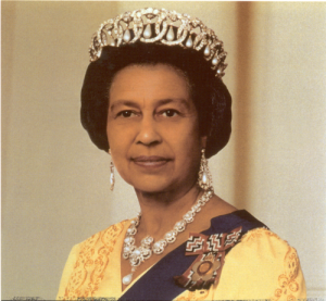 Black Queen Elizabeth