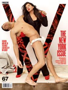Abramovic V Magazine