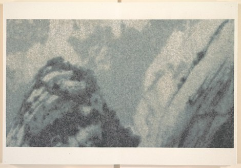 Period: Contemporary Date: 2005–6 Culture: China Medium: Photographic album of twelve leaves; inkjet print on mica-flecked paper