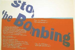 Stop the bombing