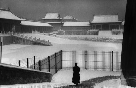 Forbidden City, China, 1957.