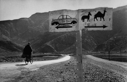 Road to Khyber Pass, Afghanistan, 1956