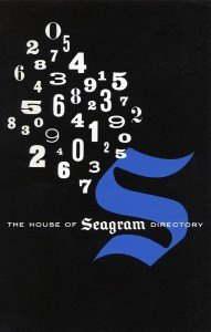 Corporate Directory | 1961: Seagrams