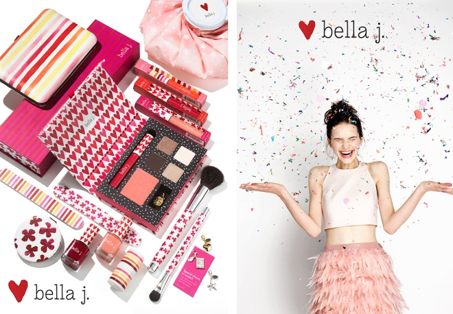 bella-j. advertising campaign