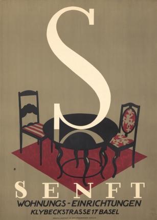 Senft. 1916   Otto Baumberger