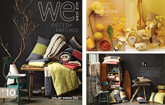 West Elm Catalog