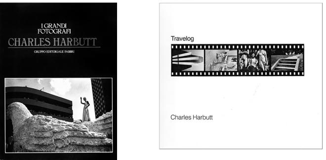 I Grandi Fotografi Editoriale Fabbri, Milan, Italy: 1983, Travelog, MIT Press, Cambridge, 1974. Arles award: Best photographic book of 1974