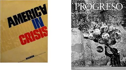 America In Crisis (1969) (contributor and co-editor),  Progreso, Navarin Editeur, Paris, 1986