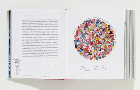 A spread from The Art of Looking Sideways by Alan Fletcher